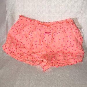 Joe Boxer Smocked Woven Sleepwear Shorts [M]